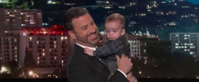 VIDEO: Jimmy Kimmel Returns with Baby Billy After Heart Surgery