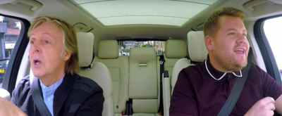 VIDEO: Watch a Video of Paul McCartney on Carpool Karaoke