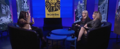 Theater Talk: Julie Taymor Celebrates THE LION KING's Birthday!