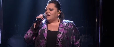 VIDEO: Keala Settle Performs GREATEST SHOWMAN Tune on the Graham Norton Show