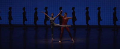 VIDEO: NYC Ballet's Russell Janzen on GLASS PIECES