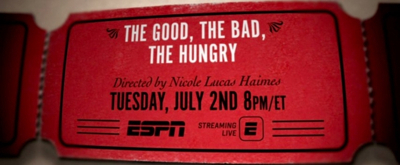 VIDEO: 30 for 30 Debuts New Trailer for THE GOOD, THE BAD, THE HUNGRY