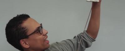 VIDEO: DEAR EVAN HANSEN's Jared Kleinman Inspects Vintage Tech
