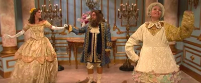 VIDEO: SNL Parodies BEAUTY AND THE BEAST With 'Teapot and the Beast' Sketch