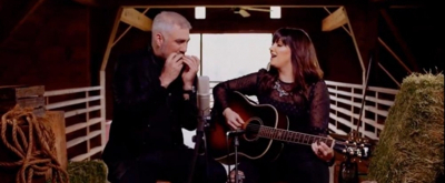 VIDEO: Taylor Hicks and Rachel Potter Preview Serenbe's SHENANDOAH