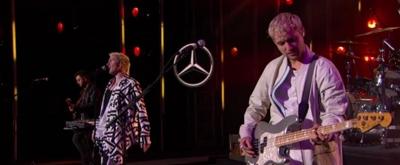 VIDEO:  Walk the Moon Perform 'One Foot' & 'Kamikaze' on JIMMY KIMMEL