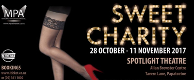 BWW Review: SWEET CHARITY at Manukau Performing Arts Spotlight Theatre Auckland