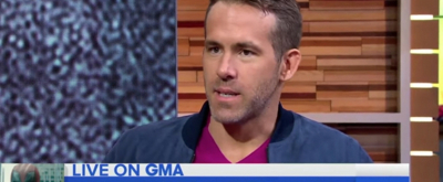 VIDEO: Ryan Reynolds Opens Up About DEADPOOL 2 On GOOD MORNING AMERICA
