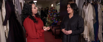 VIDEO: Anna Netrebko on Adriana Lecouvreur at The Met