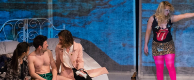 Photo Flash:  Vania Mendez Navigates 1970's Drugs and Sex in CITY GIRLS AND DESPERADOES