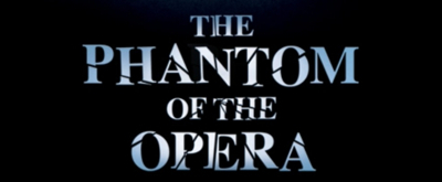 THE PHANTOM OF THE OPERA to Play at The Tel Aviv Performing Arts Center August 2019