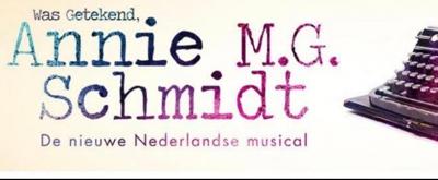 William Spaaij naast Simone Kleinsma in nieuwe musical over Annie M.G. Schmidt