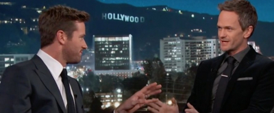 VIDEO: What Advice Did NPH Offer Armie Hammer Ahead of His Broadway Debut?