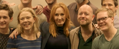 VIDEO: The Author is In the Building! J.K. Rowling Surprises the Cast of HARRY POTTER AND THE CURSED CHILD