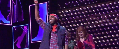 BWW TV: First Look at Tiki Barber in KINKY BOOTS