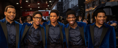 BWW TV: AIN'T TOO PROUD Opens On Broadway! Go Inside the Big Night!