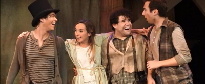 BWW Reviews: PETER AND THE STARCATCHER Reminds Audiences to Fly with a Smile