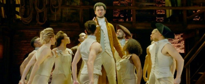 BWW TV: Get a First Look at the London Cast of HAMILTON Performing 'My Shot'