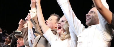 BWW TV: They Open on Broadway! Kelli O'Hara, Will Chase & More Celebrate Opening Night of KISS ME, KATE!