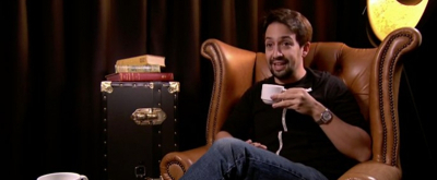 VIDEO: Lin-Manuel Miranda Lip-Syncs, Answers Questions in Full Facebook Broadcast from London!