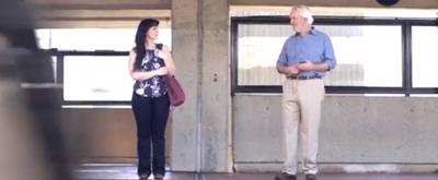 VIDEO: HEISENBERG Comes to Signature Theatre