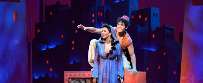 Adam Jacobs, Courtney Reed and Michael James Scott to Spend 'Arabian Nights' in ALADDIN in Los Angeles