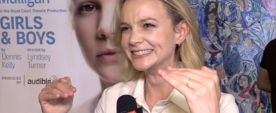 BWW TV: Carey Mulligan Explains What GIRLS & BOYS Is All About!
