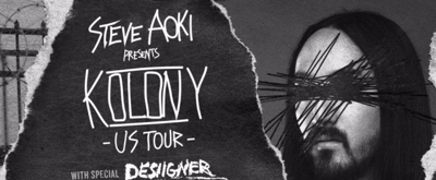 Steve Aoki Announces North American Kolony Tour w/ Special Guest Desiigner