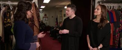 VIDEO: Nico Muhly and Isabel Leonard on MARNIE