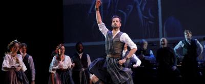 BWW TV: Watch Robert Fairchild Take on 'The Sword Dance' in BRIGADOON!