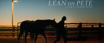 VIDEO: First Look - Steve Buscemi Stars in LEAN ON PETE