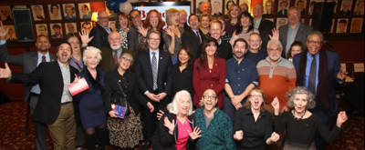 BWW TV: Stars Get Pinned! Go Inside the 10th Annual Broadway Salutes with Danny Burstein, Nicolette Robinson & More!