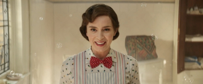 VIDEO: Watch a New Sneak Peak of MARY POPPINS RETURNS!