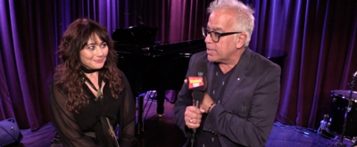 BWW TV: Richard Jay-Alexander Chats with Olivier & Tony Award Winner Frances Ruffelle About LES MIZ and So Much More!