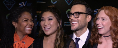 BWW TV: HELLO AGAIN Stars of Old and New Unite on the NYC Premiere Red Carpet!