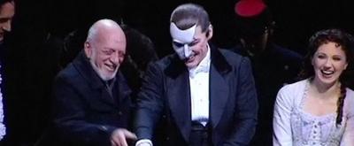 #TBT: PHANTOM Makes Broadway History!