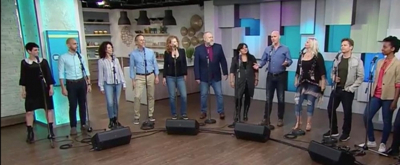 VIDEO: Canadian Cast Of COME FROM AWAY Performs 'Welcome To The Rock'