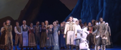 BWW TV: FROZEN Cast Surprises Audience with Tribute to OKLAHOMA! on its 75th Anniversary