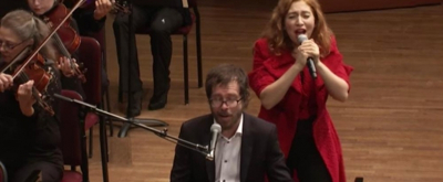 VIDEO: Regina Spektor and Ben Folds Perform 'Dear Theodosia' with the National Symphony Orchestra