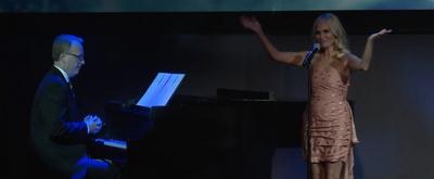 VIDEO: Kristin Chenoweth Sings 'Bring Him Home' With NBC Head Bob Greenblatt at the Banff World Media Festival