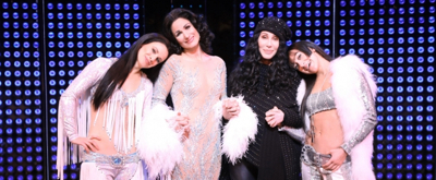 BWW TV: Cher Makes an Entrance Visiting THE CHER SHOW; Head Backstage with Upcoming SiriusXM Interview