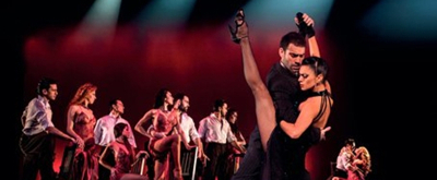 BWW Video: German Cornejo and Gisela Galeassi Talk TANGO FIRE