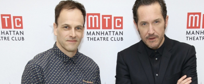 BWW TV: Stop the Presses! Bertie Carvel, Jonny Lee Miller & More Get Ready to Bring INK to Broadway