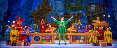 BWW Review: ELF THE MUSICAL: Spiritual Revival