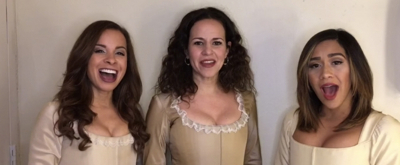 VIDEO: Mandy Gonzalez Shares a Broadway Soundbite Featuring Her 'Sisters'