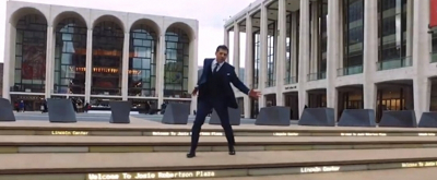 VIDEO: Tony Yazbeck Dances His Way To His Lincoln Center American Songbook Concert
