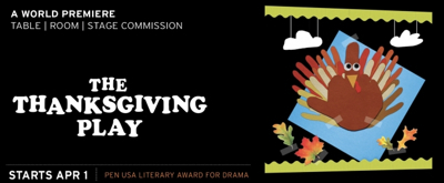 Review Roundup: THE THANKSGIVING PLAY at Artists Rep