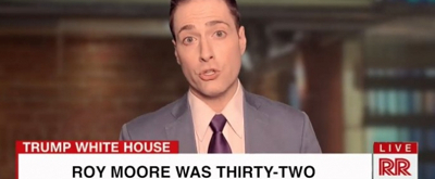 VIDEO: Randy Rainbow Tackles Roy Moore Controversy with SOUND OF MUSIC Tune in Latest Parody