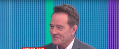 VIDEO: Bryan Cranston Visits TODAY to Talk Returning to Broadway in NETWORK