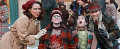 BWW Review: A CHRISTMAS STORY LIVE! is a Joyous, Imaginative Adaptation, Despite Inherent Problems